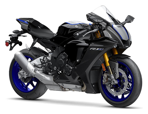 2020 Yamaha YZF-R1M in San Jose, California - Photo 2