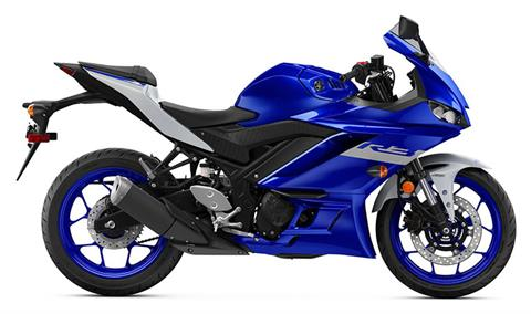 2020 Yamaha YZF-R3 in Derry, New Hampshire