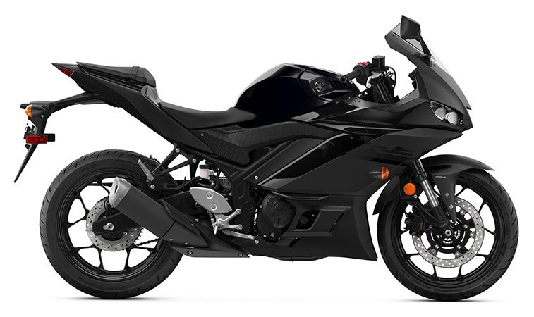 2020 Yamaha YZF-R3 ABS in Stillwater, Oklahoma - Photo 1