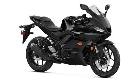 2020 Yamaha YZF-R3 ABS in Stillwater, Oklahoma - Photo 2