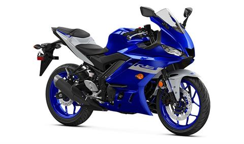 2020 Yamaha YZF-R3 ABS in Waynesburg, Pennsylvania - Photo 2