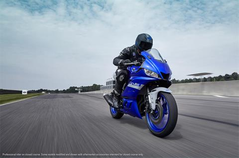 2020 Yamaha YZF-R3 ABS in Metuchen, New Jersey - Photo 6