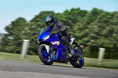 2020 Yamaha YZF-R3 ABS in Mio, Michigan - Photo 7