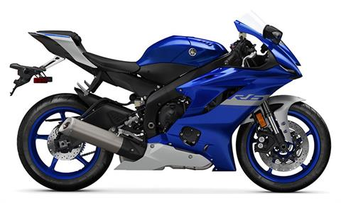 2020 Yamaha YZF-R6 in Belle Plaine, Minnesota