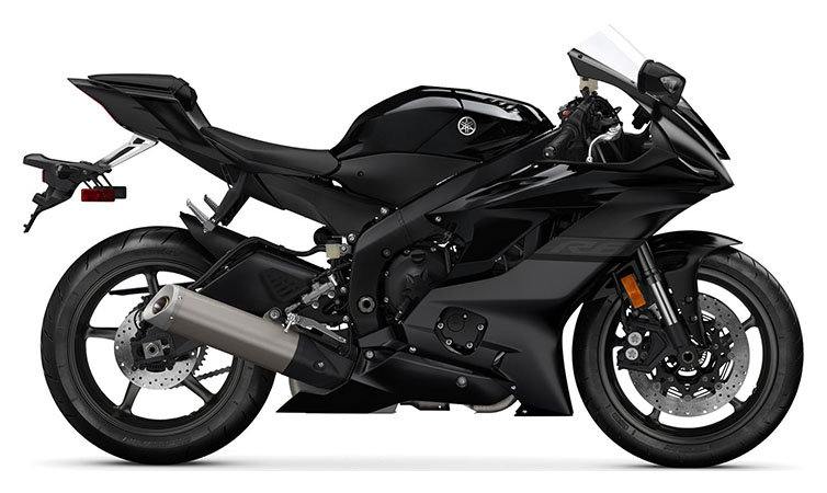 2020 Yamaha YZF-R6 in Zephyrhills, Florida - Photo 1