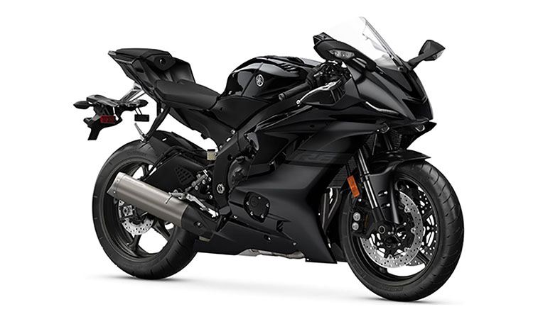 2020 Yamaha YZF-R6 in Goleta, California - Photo 2