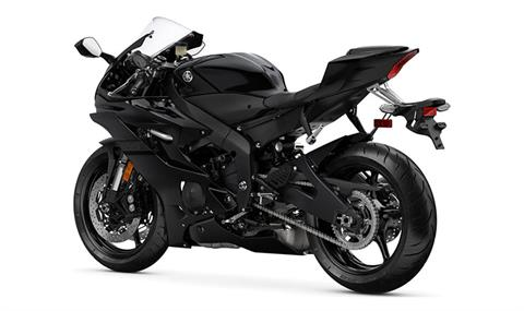 2020 Yamaha YZF-R6 in Tamworth, New Hampshire - Photo 3