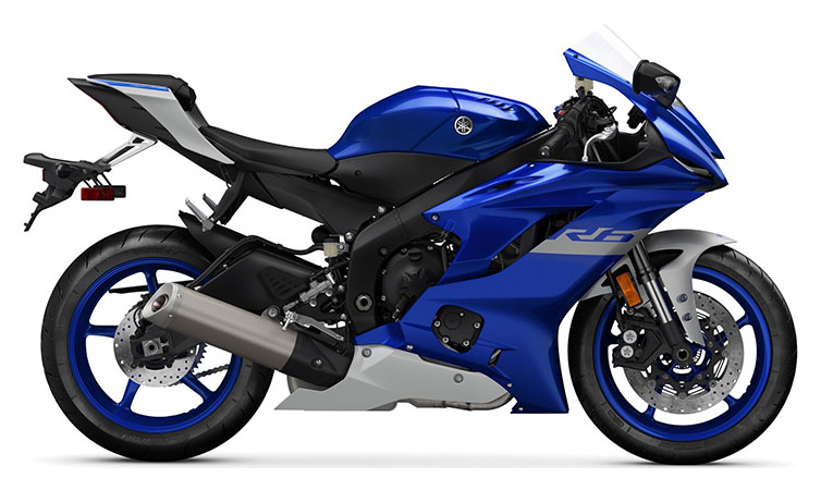2020 Yamaha YZF-R6 in Greenville, North Carolina - Photo 1