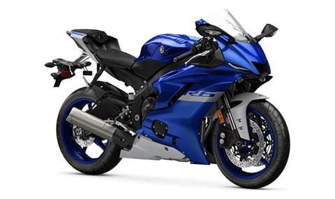 2020 Yamaha YZF-R6 in San Marcos, California - Photo 2