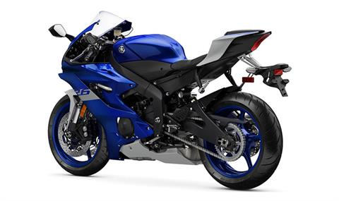 2020 Yamaha YZF-R6 in Mount Pleasant, Texas - Photo 3