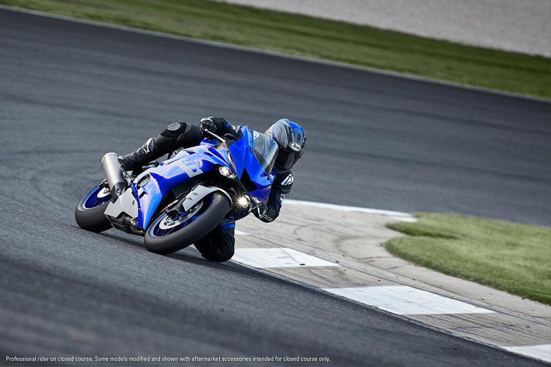 2020 Yamaha YZF-R6 in Tamworth, New Hampshire - Photo 5