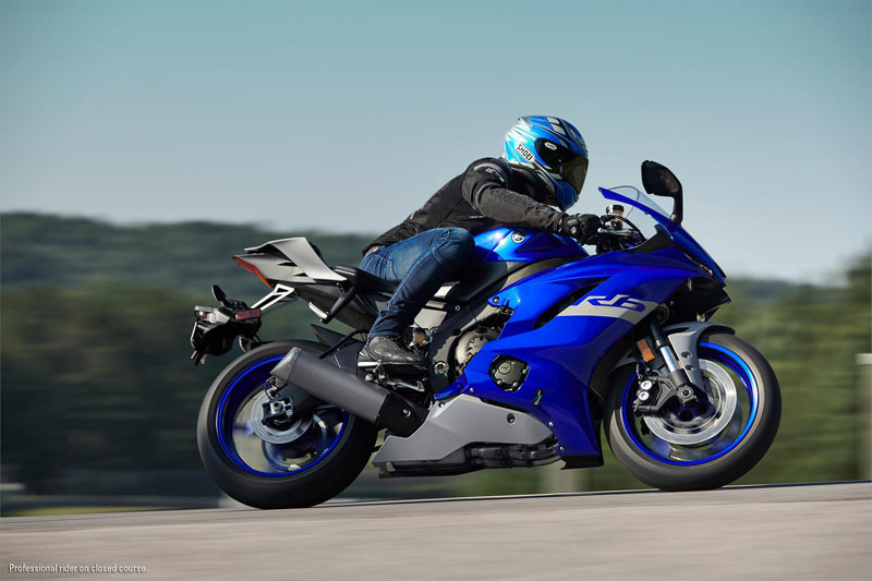 2020 Yamaha YZF-R6 in San Marcos, California - Photo 8
