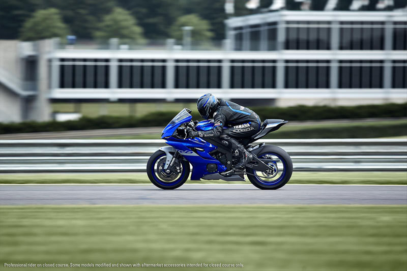 2020 Yamaha YZF-R6 in San Marcos, California - Photo 6