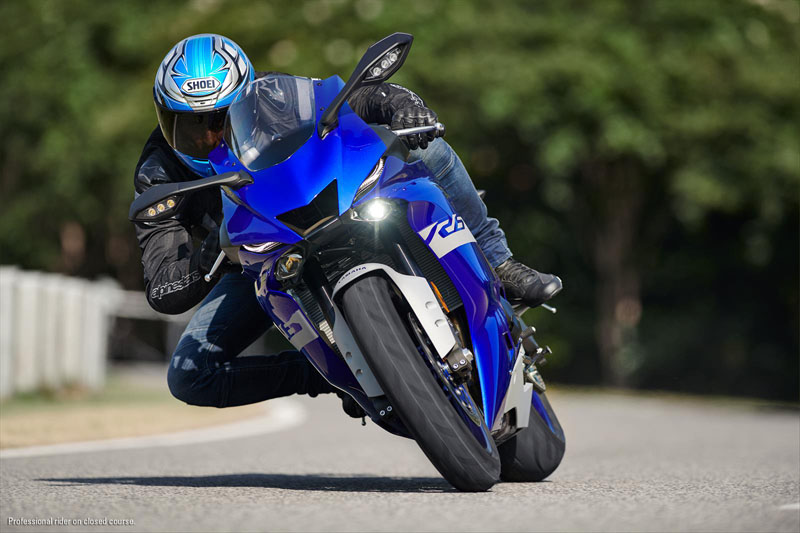 2020 Yamaha YZF-R6 in San Marcos, California - Photo 7