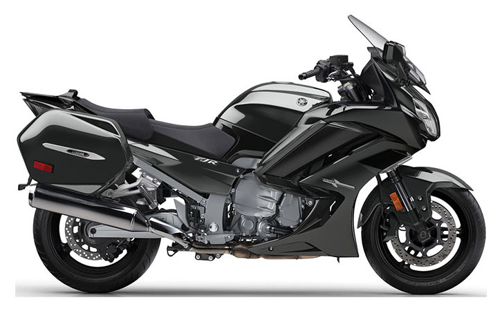 2020 Yamaha FJR1300ES in San Jose, California - Photo 1
