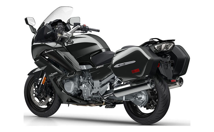 2020 Yamaha FJR1300ES in San Jose, California - Photo 8