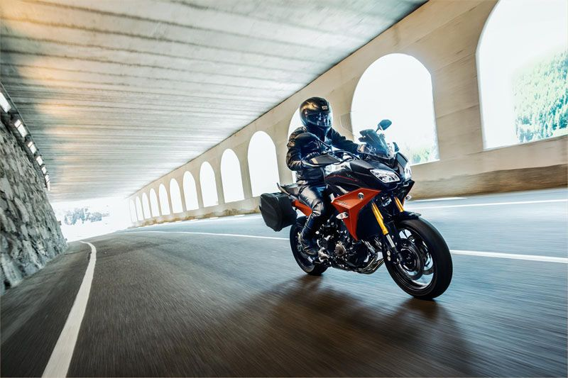 2020 Yamaha Tracer 900 GT in Norfolk, Virginia - Photo 13