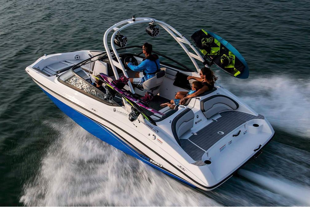 2020 Yamaha AR190 in Gulfport, Mississippi - Photo 1
