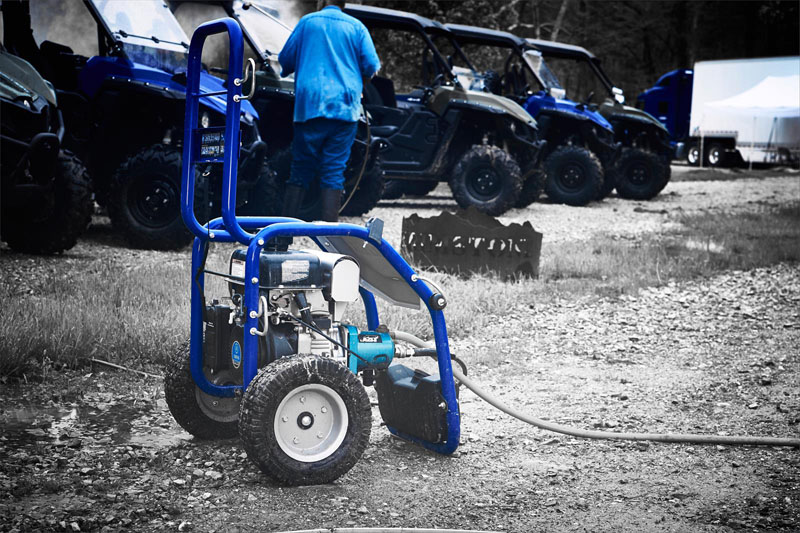 2020 Yamaha PW3028A/B Pressure Washer in Norfolk, Virginia - Photo 4