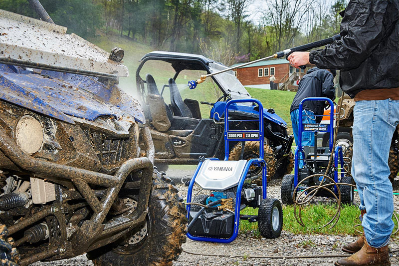 2020 Yamaha PW3028A/B Pressure Washer in Coloma, Michigan - Photo 5