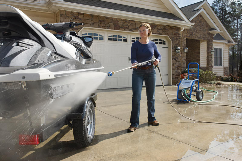 2020 Yamaha PW3028A/B Pressure Washer in Coloma, Michigan - Photo 6