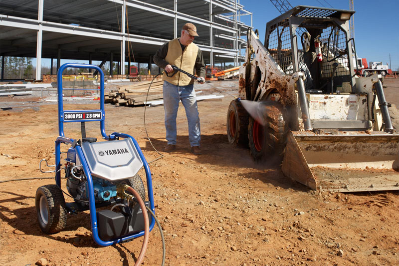 2020 Yamaha PW3028A/B Pressure Washer in Brewton, Alabama - Photo 7