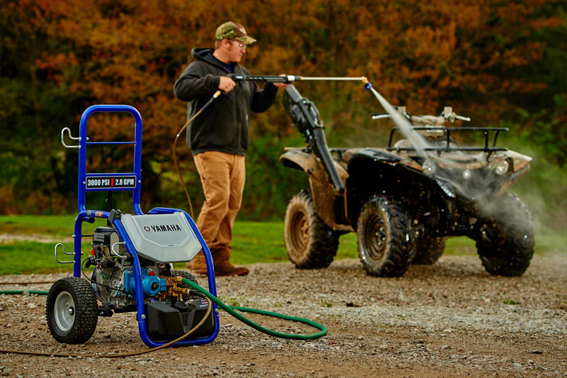 2020 Yamaha PW3028A/B Pressure Washer in Coloma, Michigan - Photo 10