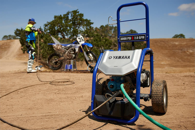2020 Yamaha PW3028A/B Pressure Washer in Norfolk, Virginia - Photo 12