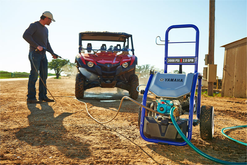2020 Yamaha PW3028A/B Pressure Washer in Coloma, Michigan - Photo 24