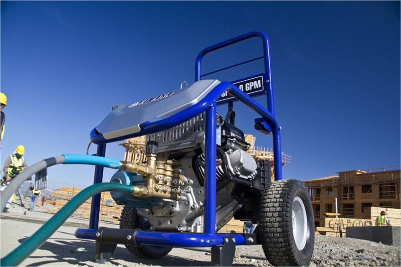 2020 Yamaha PW4040N Pressure Washer in Billings, Montana - Photo 8