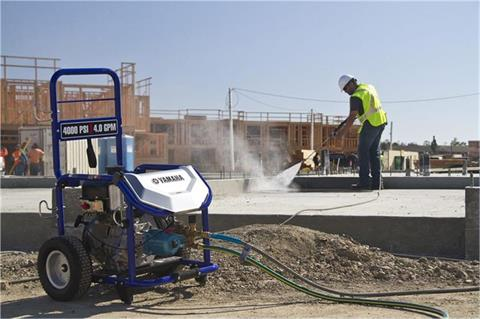 2020 Yamaha PW4040A Pressure Washer in San Jose, California - Photo 9
