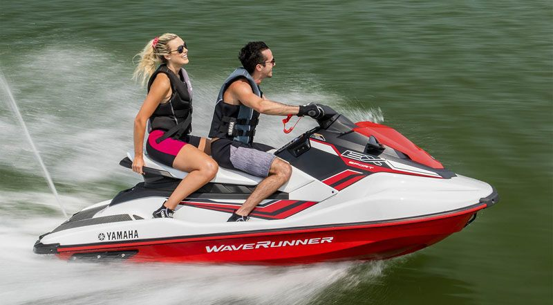 2020 Yamaha EX Sport in Gulfport, Mississippi - Photo 2