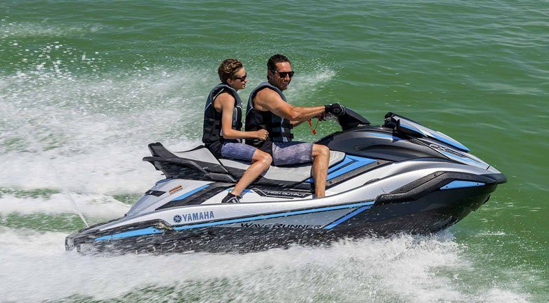 2020 Yamaha FX Cruiser HO in Gulfport, Mississippi - Photo 4