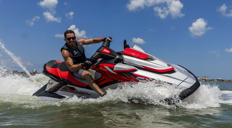 2020 Yamaha FX Cruiser SVHO in Port Washington, Wisconsin - Photo 7