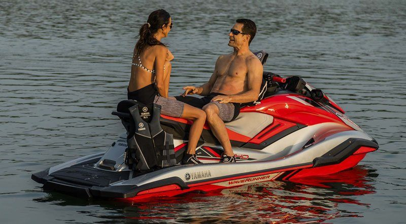 2020 Yamaha FX Cruiser SVHO in Port Washington, Wisconsin - Photo 8