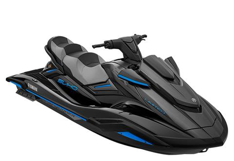 2020 Yamaha FX Limited SVHO in Speculator, New York