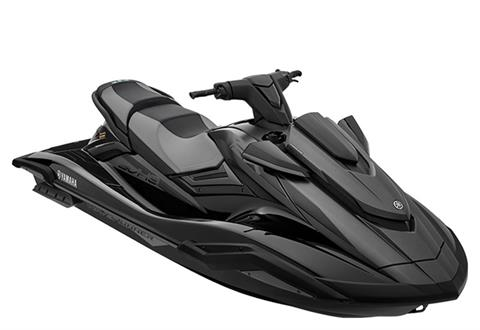2020 Yamaha FX SVHO in Speculator, New York