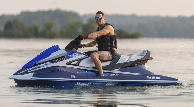 2020 Yamaha VX Cruiser HO in Monroe, Michigan - Photo 7