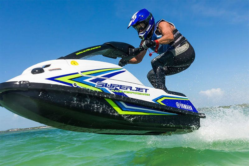 2020 Yamaha SuperJet in Spencerport, New York - Photo 7