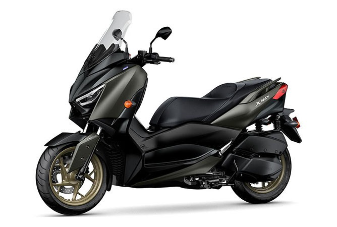 2020 Yamaha XMAX in Brooklyn, New York - Photo 4