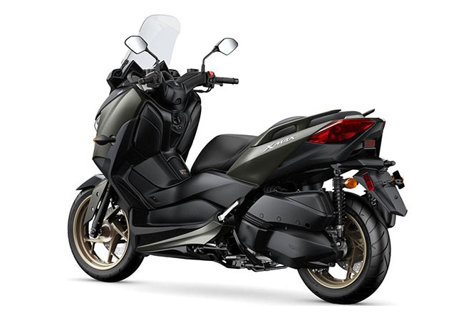2020 Yamaha XMAX in Escanaba, Michigan - Photo 8
