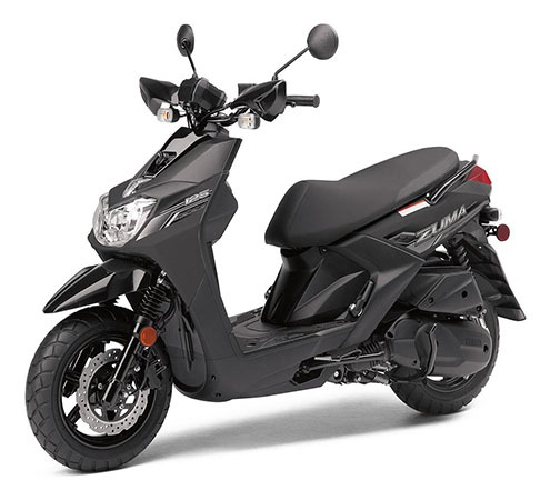 2020 Yamaha Zuma 125 in Greenville, North Carolina