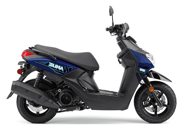 2020 Yamaha Zuma 125 in Tyrone, Pennsylvania - Photo 1