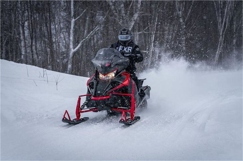 2020 Yamaha Transporter 600 in Speculator, New York - Photo 3