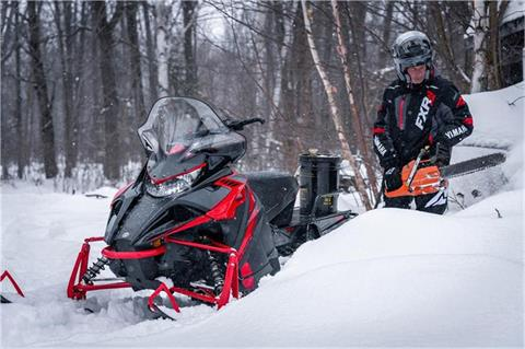 2020 Yamaha Transporter 600 in Saint Helen, Michigan - Photo 5
