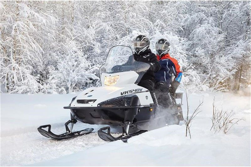 2020 Yamaha VK540 in Pine Grove, Pennsylvania