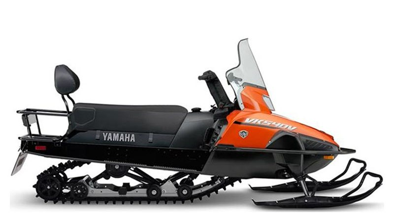 2020 Yamaha VK540 in Bozeman, Montana - Photo 1