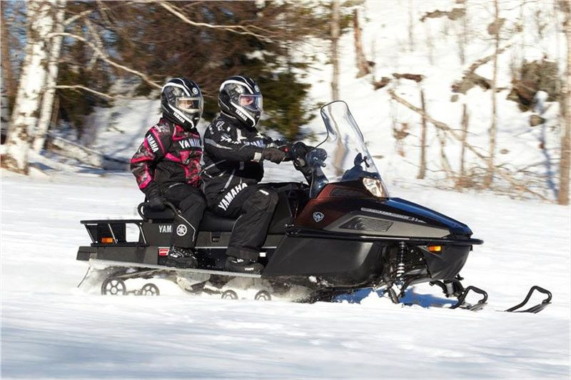 2020 Yamaha VK Professional II in Trego, Wisconsin - Photo 7