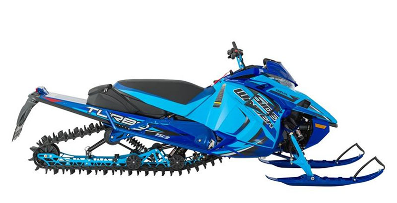 2020 Yamaha Sidewinder B-TX LE 153 in Greenland, Michigan - Photo 1