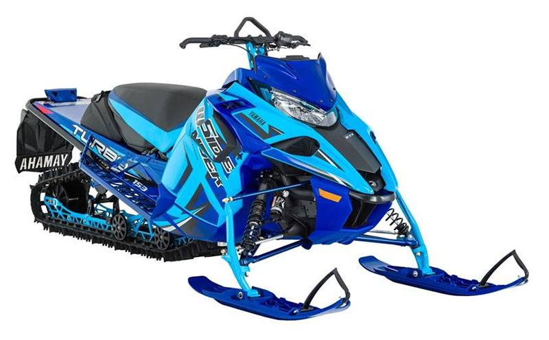 2020 Yamaha Sidewinder B-TX LE 153 in Hancock, Michigan - Photo 2